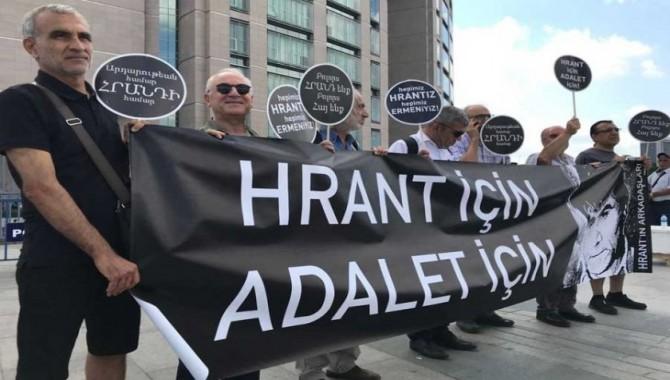 Hrant Dink davası: Yeni mahkeme başkanı göreve başladı