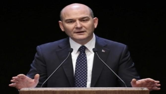 İçişleri Bakanı: PKK'dan 2 bin 603 kişi tutuklandı, 79 belediyeye kayyım atandı