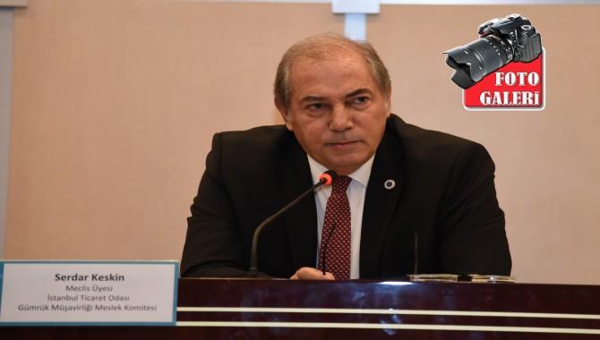 """İGMD Yönetim Kurulu Başkan Keskin:""""Ticaret Savaşları Türkiye için itici güç olabilir"""""""