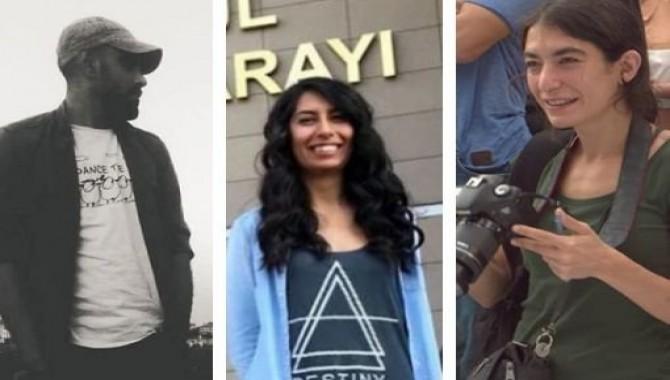 """İHD: """"Gözaltında tutulan anneler ve gazeteciler  derhal serbest bırakılmalıdır"""""""