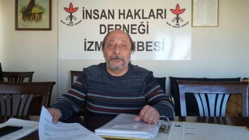 İHD İzmir Şubesi, yüzde 76 engelli tutsak Ayık'ın durumuna dikkat çekti