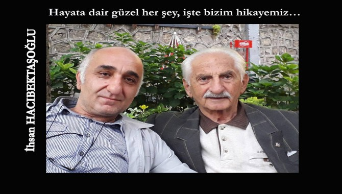 İhsan Hacıbektaşoğlu: AHMET CELAL ATAMAN...