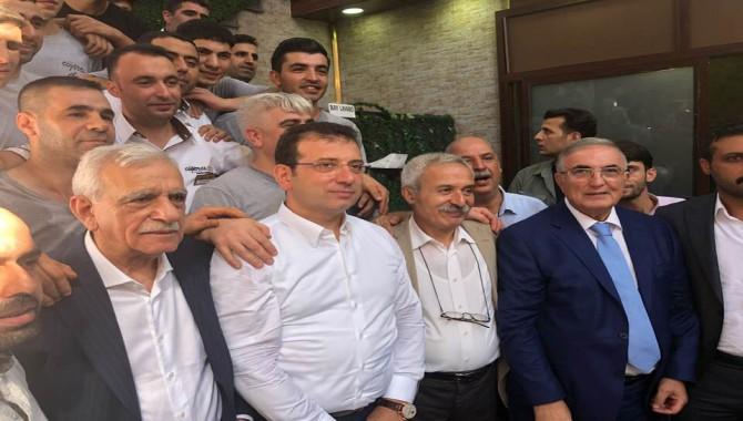 İmamoğlu: Demokrasi Van'da da, Mardin'de de, Diyarbakır'da da var olacak