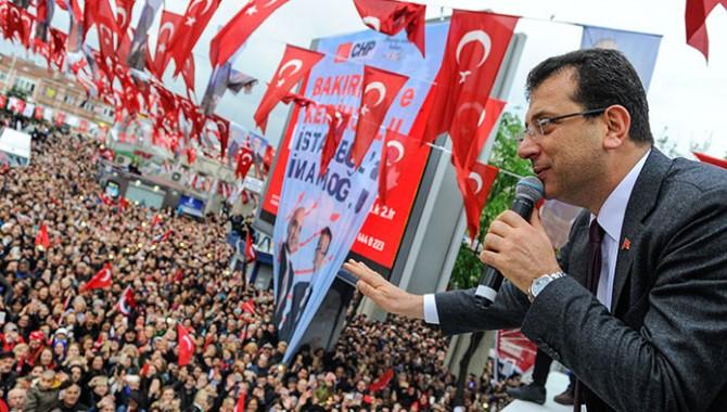 İmamoğlu: İstanbul için seferberlik başlatacağız