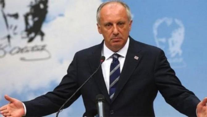 İnce'den Erdoğan'a: Damadı ve danışmanları kovun