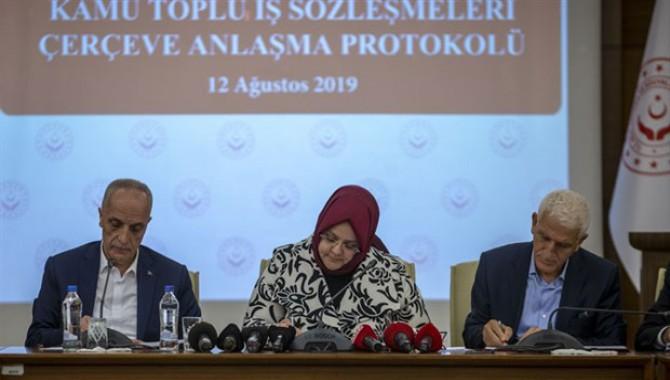 İşçi Dayanışma Derneği'nden Türk-İş'e 'protokol' tepkisi
