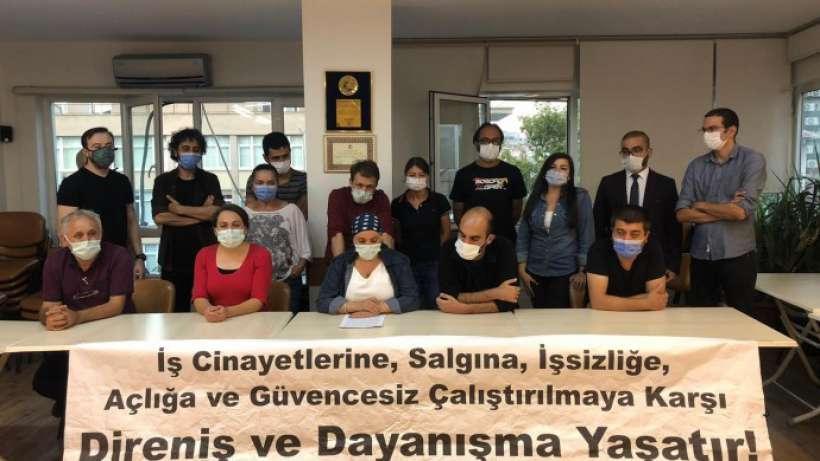 İSİG Meclisi: Kovid-19 meslek hastalığı ve iş kazası sayılmalı
