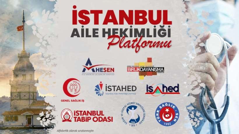İstanbul Aile Hekimliği Platformu kuruldu