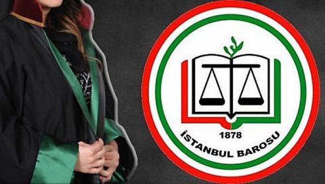 İstanbul Barosu'nda 10 adaylı seçim