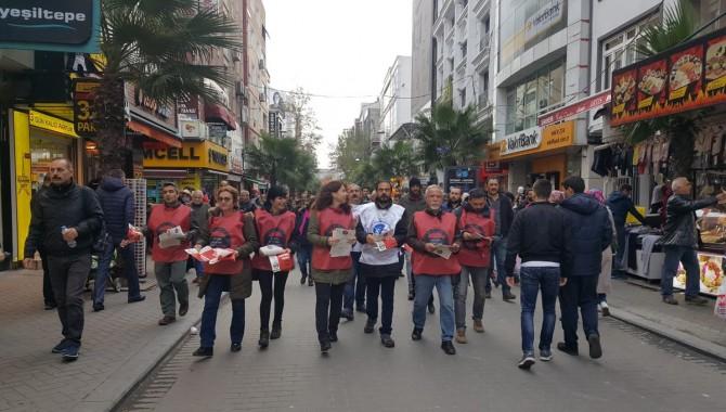 İstanbul'da Krize Karşı Emeğin Buluşmaları