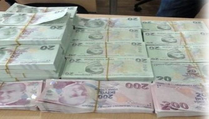 İşte 1 yılda ele geçirilen sahte para