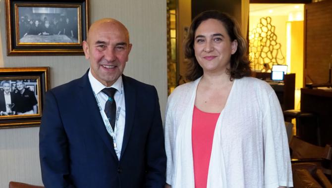 İzmir Dünya Kültür Zirvesi'ne ev sahipliği yapacak