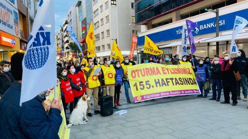 İzmir Eğitim-Sen: İşimize geri döneceğiz