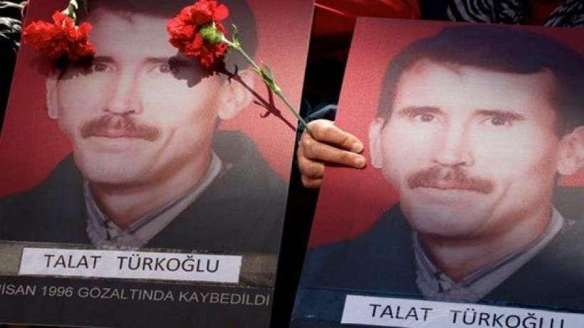 İzmir İHD, gözaltında kaybedilen Talat Türkoğlu'nun akıbetini sordu