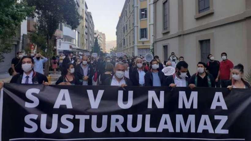 İzmir ve Muğlada Baro Genel Kurulları belirlenen tarihlerde yapılacak