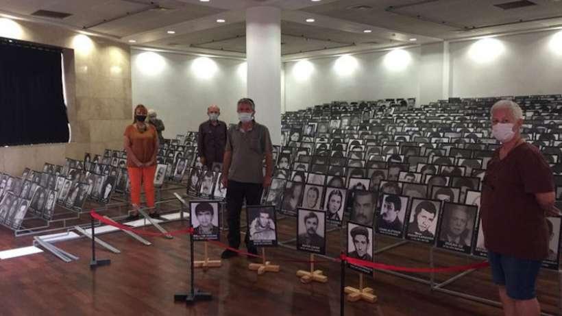 İzmirde 12 Eylül sergisine Valilik engeli