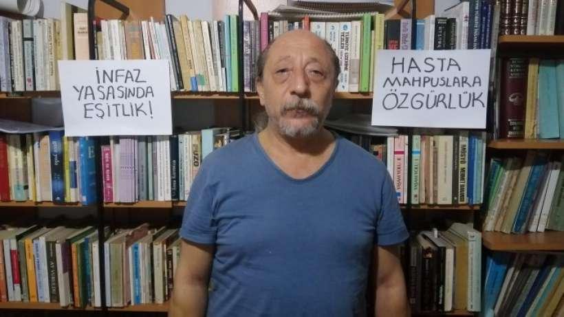 İzmir'de hasta tutuklulara özgürlük talebi