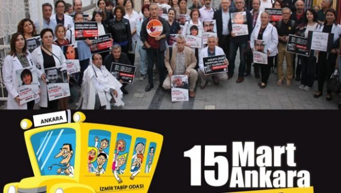 İzmir'den Beyaz Mitinge çağrı