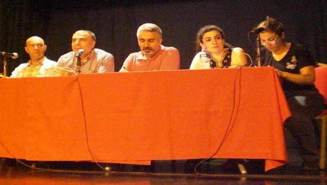 Kamudan ihraç edilenlerin kurduğu platform toplanarak bir dizi karar aldı