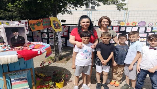 Kartal Belediyesi'nin geri dönüşüm eğitimleri hız kesmeden devam ediyor