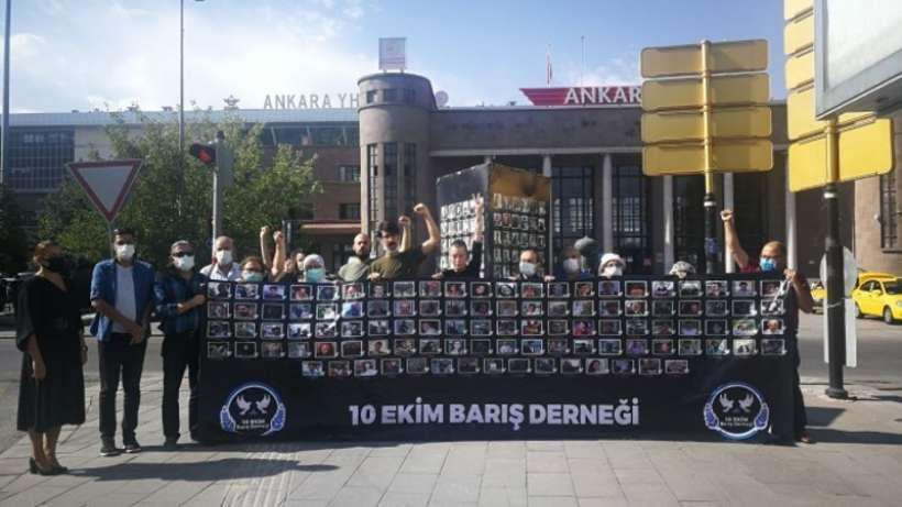 Katliamın 6. yılında Ankara Garı önüne çağrı