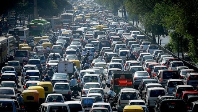 Kayıtlı araç sayısı 20.8 milyon oldu