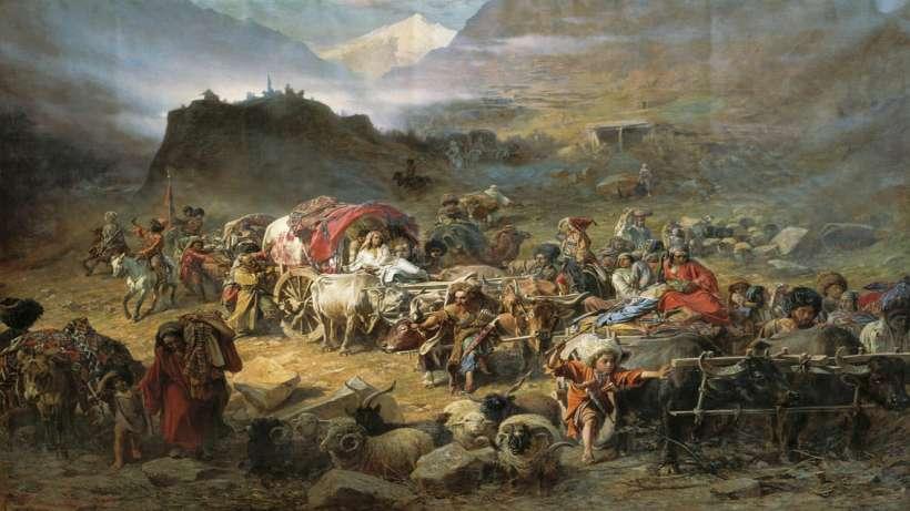 Kazım Kanoko Ağin: 156 yıl önce yaşatılan bir soykırım, kuşaktan kuşağa dinmeyen bir acı