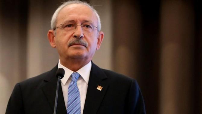 Kılıçdaroğlu: Parlamentoda mücadele güçlendirilmeli; etkin bir şekilde Meclis'in yetkilerini savunacağız