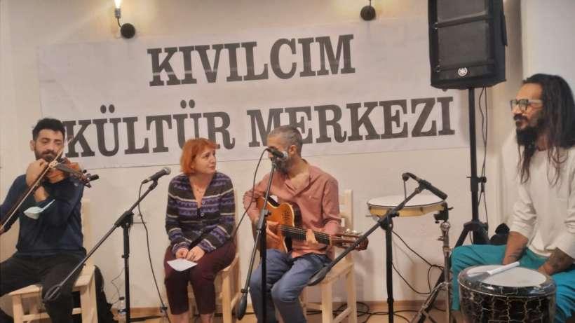 Kıvılcım Kültür Merkezi açıldı: Sanatı sokağa taşımak istiyoruz