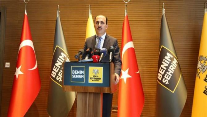 Konya'ya 1 milyar avroluk metro yapılacak