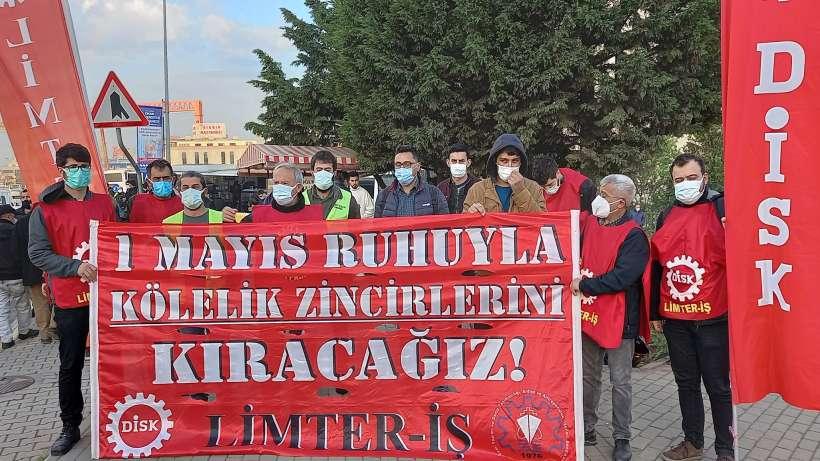 Limter-İş emekçileri 1 Mayıs'a davet etti I 1 Mayıs Platformu destek verdi