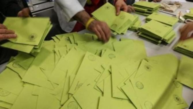 Maltepe'de oy sayımı yeniden başladı