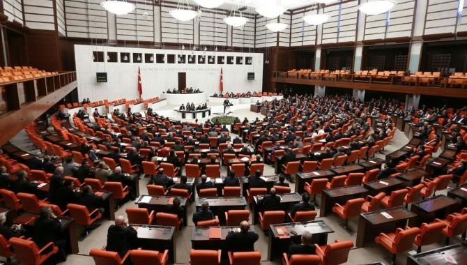 Meclis'te görüşme trafiği hızlanıyor