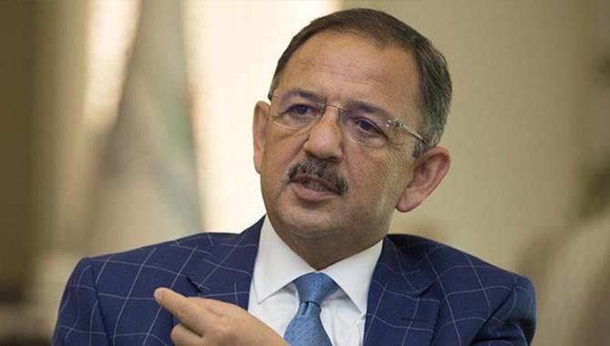 Mehmet Özhaseki'den AKP'li belediyelere: Bu neyin saltanatı?