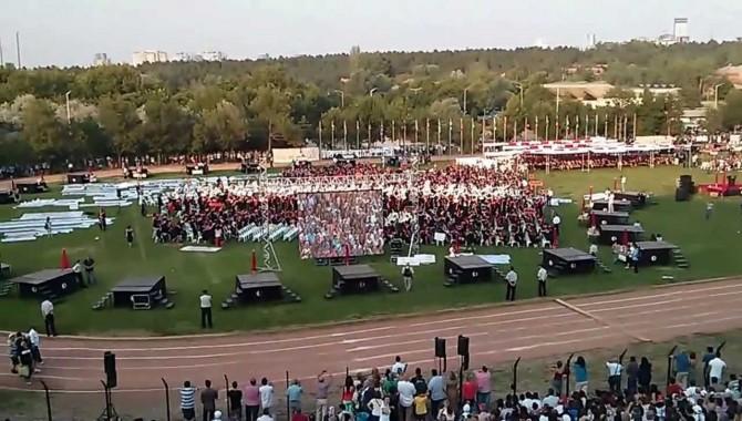 Mezuniyet töreninde taşıdıkları pankart için 4 ODTÜ'lü tutuklandı