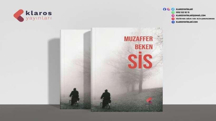 Muzaffer Beken'in romanı çıktı I Sis
