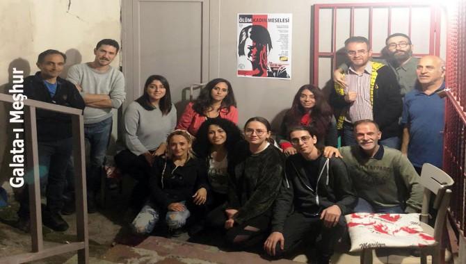 """""""Ölüm Kadın Meselesi"""" 23 Kasım'da Kartal'da"""