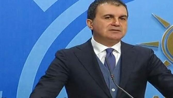 """Ömer Çelik: """"Öz yönetim siyasi suikast olur"""""""