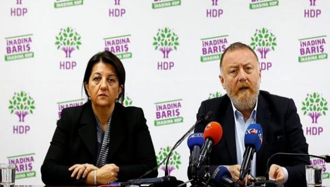 Pervin Buldan ve Sezai Temelli'ye soruşturma