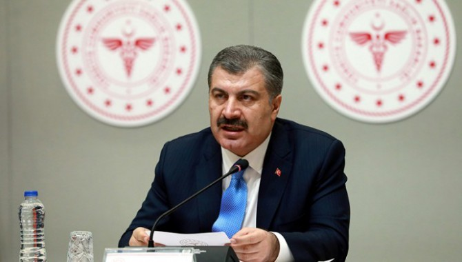 Sağlık Bakanı Uyardı: İzole etmezsek kontrol şansımız olmaz
