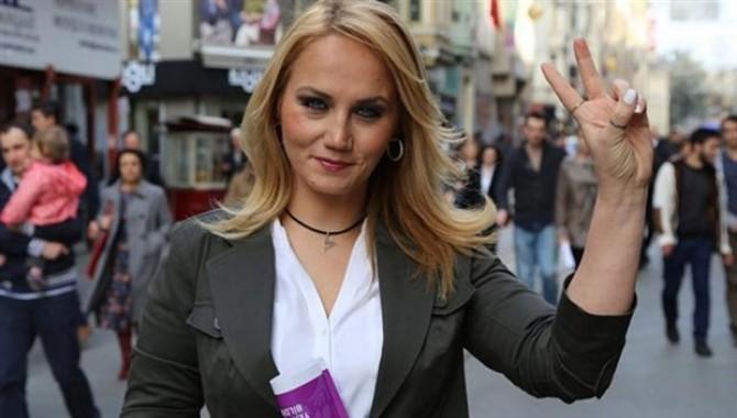 Sanatçı Pınar Aydınlar'ın avukatlarından suç duyurusu