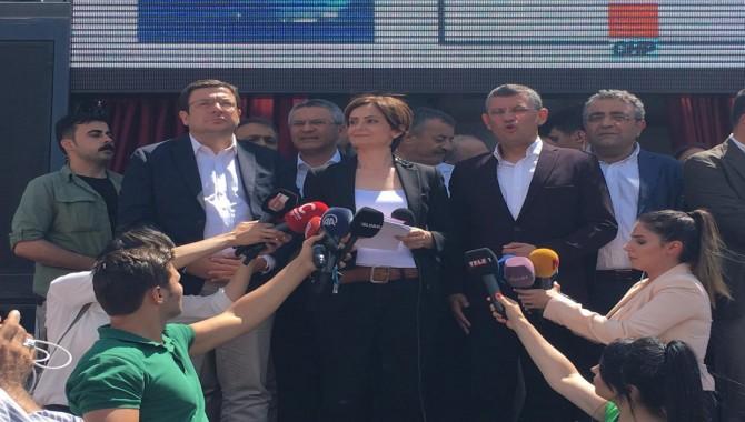Savcı Kaftancıoğlu için 17 yıl hapis istedi