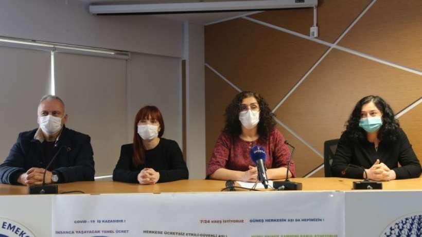 SES'ten 'Maskeler Konuşuyor' eylemi