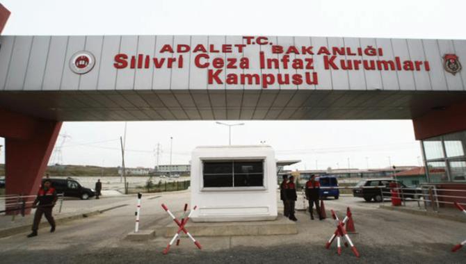 Silivri Hapishanesi'nde çok sayıda sürgün!