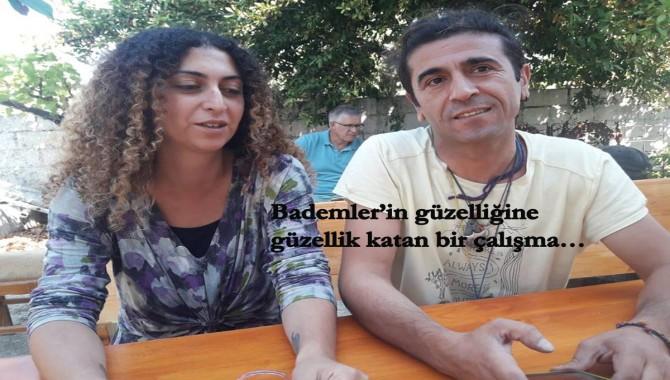 Sinem ve Murat'ın 'Ütopya Köyü'