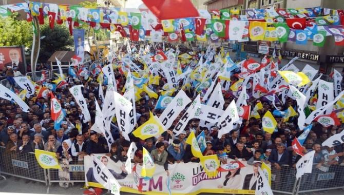 Sosyalistlerin büyük bölümü HDP'ye oy vereceğini açıkladı