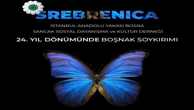 Srebrenitsa Soykırımı'nda hayatını kaybedenler, Kartal'da anılacak