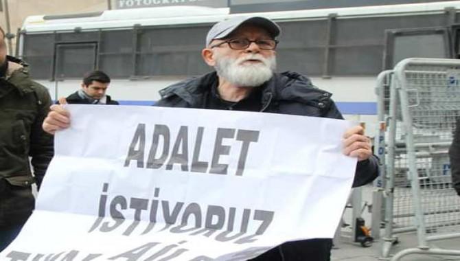 TAYAD'lı Aileler'den Galatasaray'daki eylem yasaklarına karşı eylem: 1 gözaltı