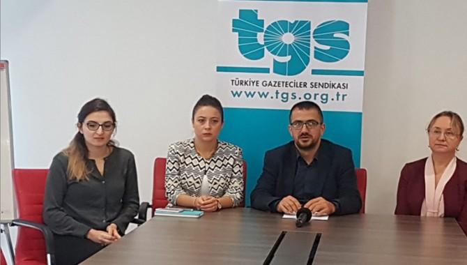 TGS: Hürriyet'teki toplu iş sözleşme yetkimiz gasp edildi