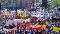1 mayıs Ankara'da ortak kutlanacak